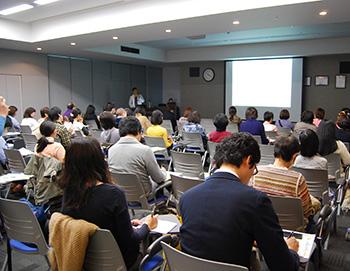 子どもの急性胃腸炎-横浜市東部病院で市民公開講座