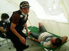 フィリピン台風被害への緊急医療支援