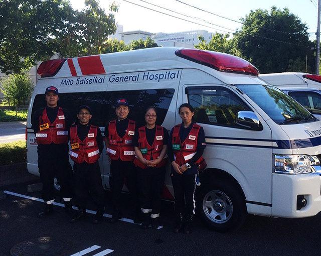 東日本豪雨にDMAT派遣、済生会からも4病院が