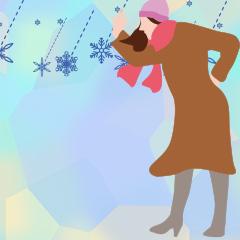 冬はすぐそこ! 皮膚のトラブルと冬支度
