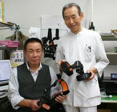 炭素繊維で飛躍的に性能向上、歩行補助器具新世代へ