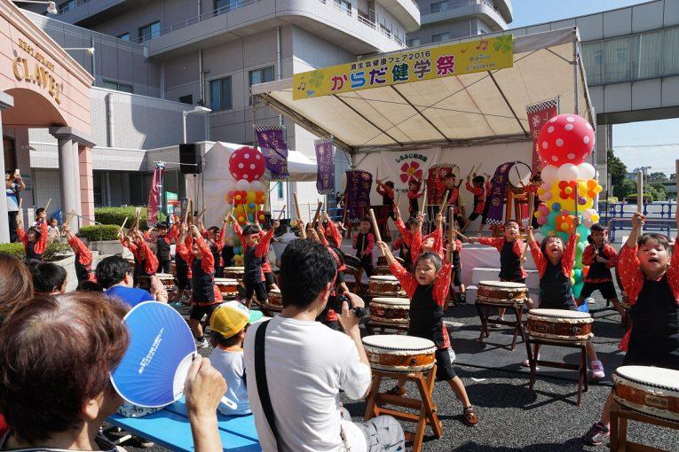 熊本病院の済生会フェアに2500人
