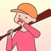 大人と子どもで違う原因。意外と知らない鼻血のこと