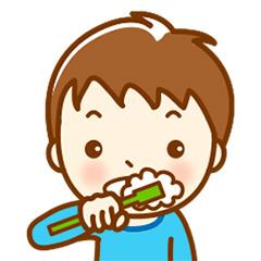 口腔ケアで感染症予防