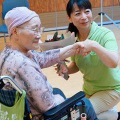 フクシマ支援で、済生会の介護士を派遣