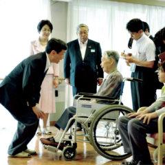 新天皇の御代も、済生会は明治天皇のお志を受け継ぎ発展へ