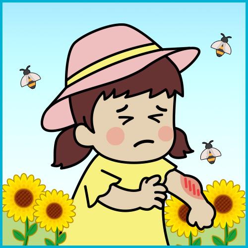 虫・植物を甘く見るのはキケン!夏のレジャーに出かける前に徹底した対策を