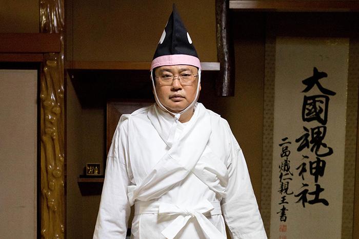 『くらやみ祭の小川さん』