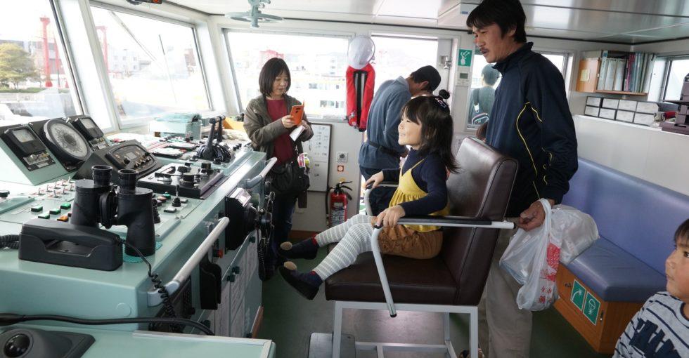 今治病院で済生会フェア、西川ヘレンさん講演、済生丸見学ツアーも