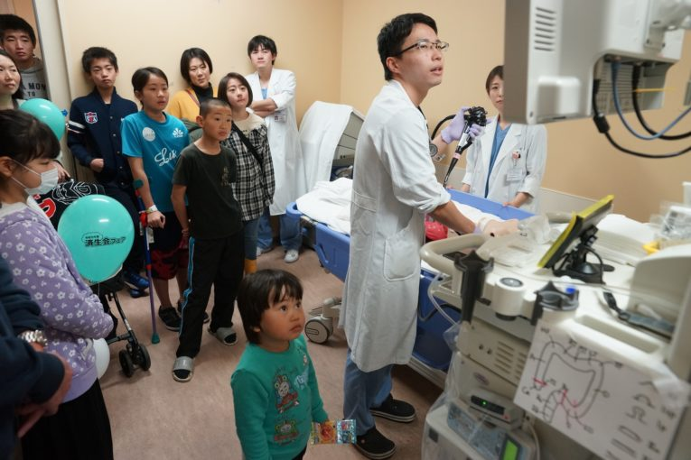 千葉・習志野病院で済生会フェア