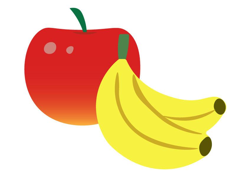 食物繊維を多く含む食品を食べ、水を飲む