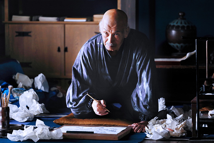 『HOKUSAI』©2020 HOKUSAI MOVIE