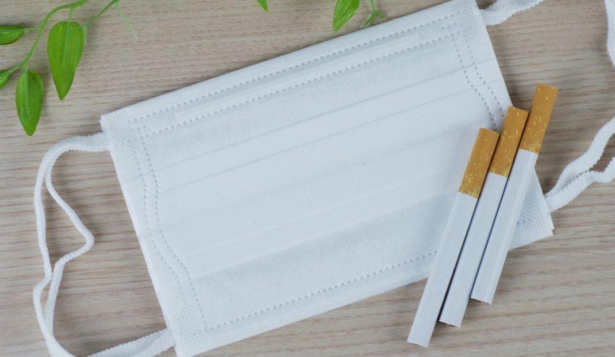 コロナを転じて禁煙となす