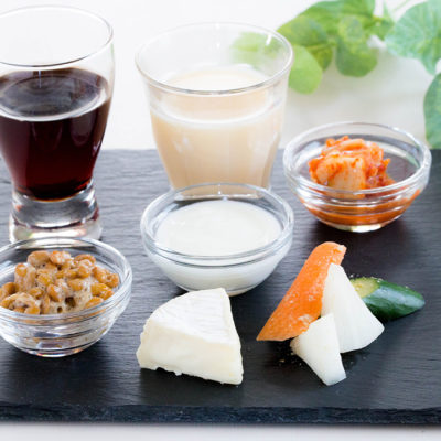「発酵食品」で腸内環境を整えて免疫力を高めよう