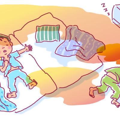 連日の猛暑&新型コロナ 熱中症に注意を!