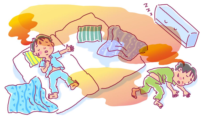 """""""コロナ夏""""の「かくれ脱水」・熱中症対策"""