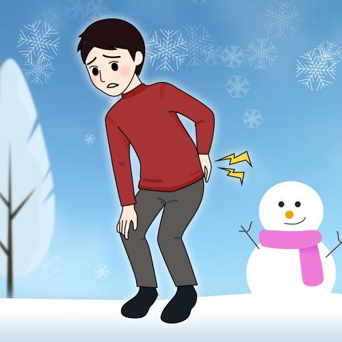 冬の神経痛に注意! 寒い時期の坐骨神経痛や肋間神経痛を予防する
