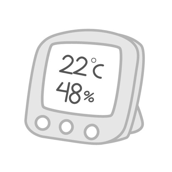 室温調節で予防