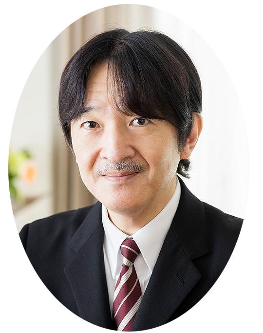 総裁 : 秋篠宮皇嗣殿下