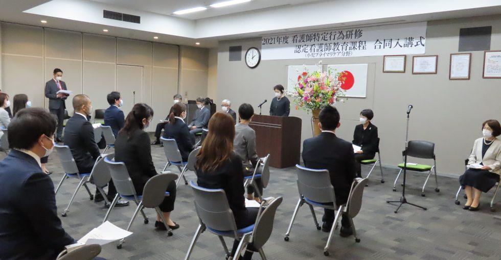 日本初! 小児プライマリケア認定看護師の育成がスタート