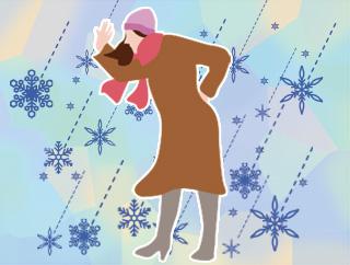 冬本番! 乾燥からお肌を守りましょう