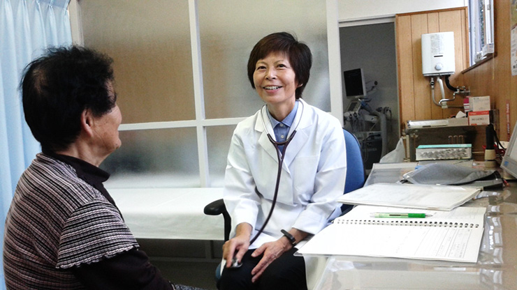 避難区域の福島・山木屋で診療所が再開