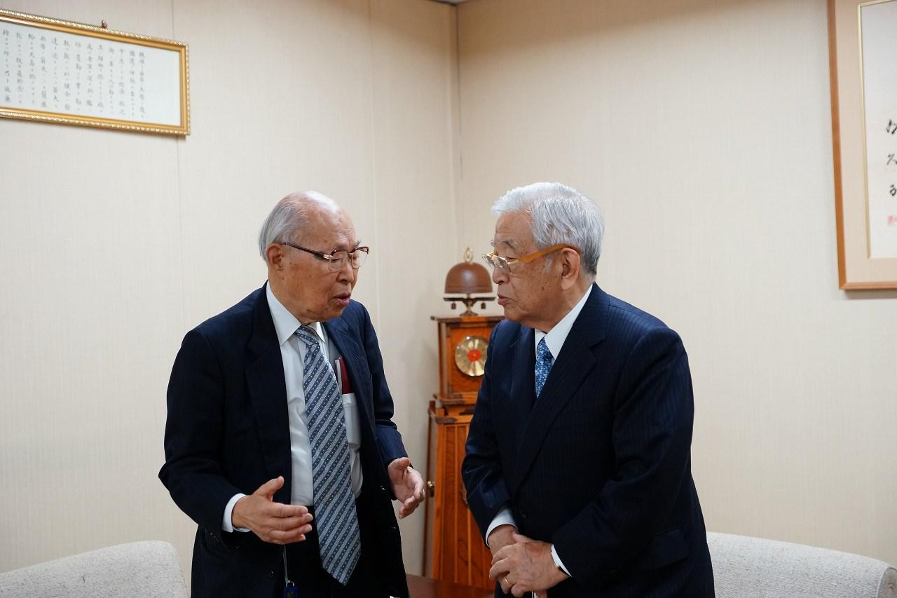 済生会・豊田会長が退任、後任に有馬朗人氏