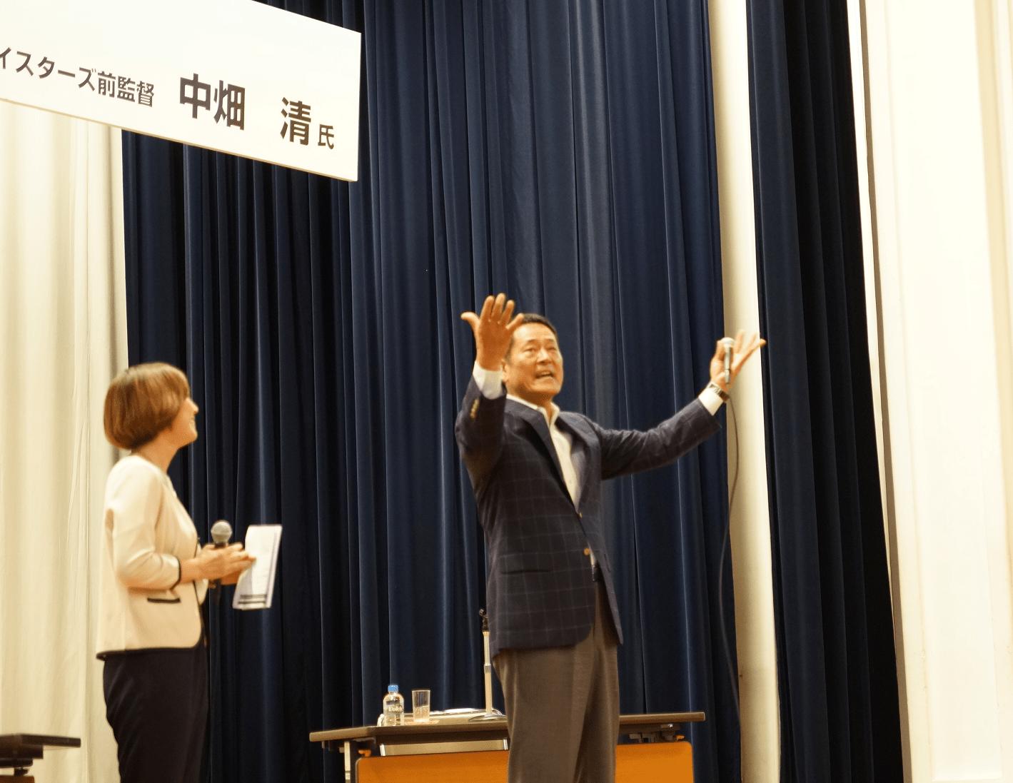 横浜で済生会フェア、中畑清氏のトークショーも