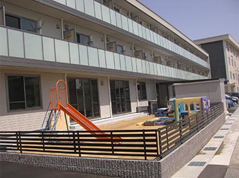富山県立中央病院保育所