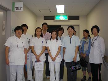 静岡済生会訪問看護ステーションおしか