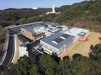 愛知県三河青い鳥医療療育センター
