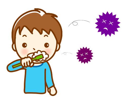 口腔と感染症の関係